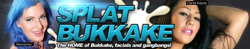 Splatbukkake - The Home of Facials & Ganbangs