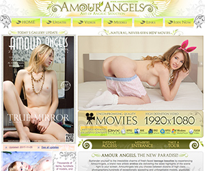 Test - Review: Amourangels.com